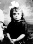 Edith Piaf young