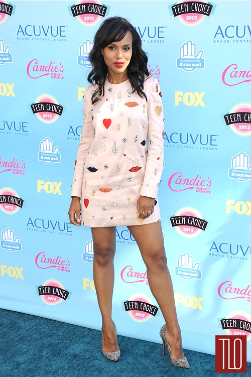 Kerry+Washington+Stella+McCartney+2013+Teen+Choice+Awards+1